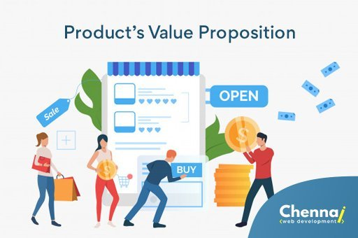 Product value proposition to increase website conversion rate