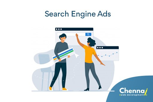 Search engine ads to improve website conversion rate